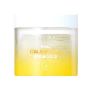 April Skin Real Calendula Peeling Pad