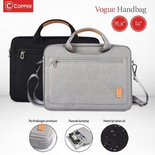 "Copper Vogue Handbag 14"" & 15.6"""
