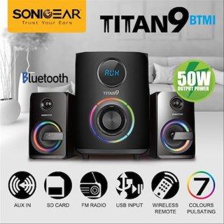 Sonic Gear Titan 9 BTMI