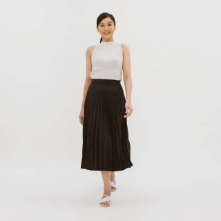 Alowalo Pleated Skirt