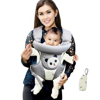 Gendongan Bayi OMILAND OBG2321 Ransel Panda Series