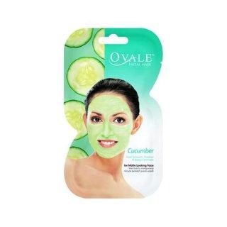 Ovale Facial Mask Cucumber