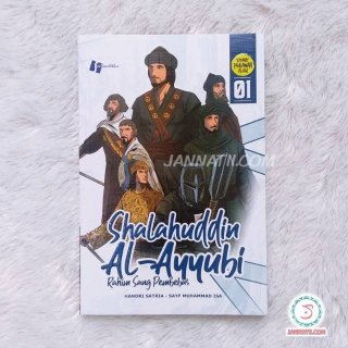 Komik Shalahuddin Al-Ayyubi seri # 1