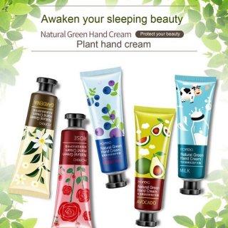 Rorec Natural Green Hand Cream