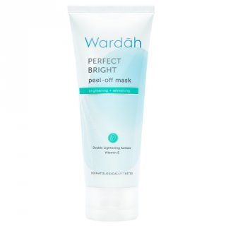 Wardah Perfect Bright Peel-Off Mask