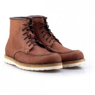 Guten Inc - Artemis Moc Toe Boots