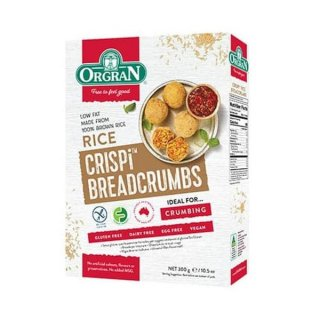 Orgran Crispi Rice Breadcrumbs