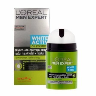 L'oreal Paris Men Expert White Active Bright Oil Control Moisturizer