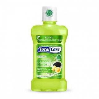 Total Care Mouthwash Lemon Herb 250 ml