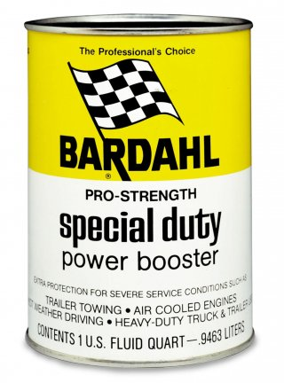 Bardahl Special Duty Power Booster