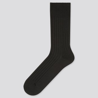 Uniqlo Kaos Kaki Supima Cotton Wide Rib