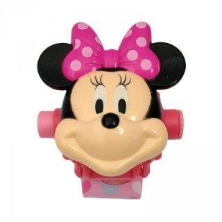 Minnie Mouse 1030040202 Proyektor Digital Jam Tangan Anak Perempuan
