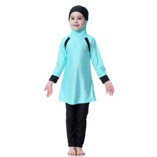 Baju Renang Muslim Anak Perempuan Hanyimidoo