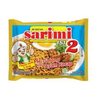 Sarimi Isi 2 Ayam Kecap