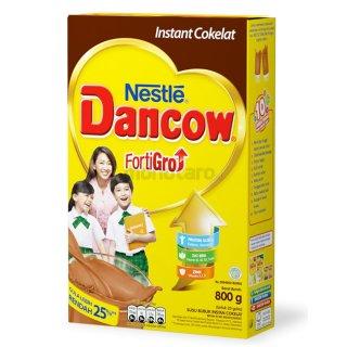 Dancow Fortigro Instant Cokelat