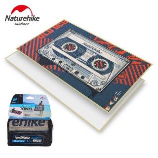 Handuk Pantai Microfiber Quick-Dry Naturehike NH17Y050