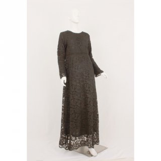 Icons Long Dress Crochet