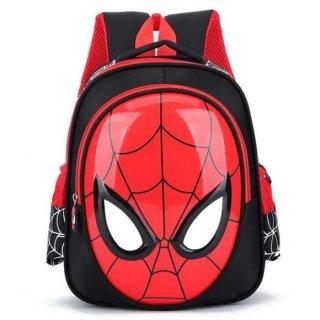 Tas Anak Laki-laki Backpack Model Spiderman