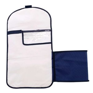 Baby Diapers Travel Matras Perlak Alas Ganti Popok Bayi Clutch F314