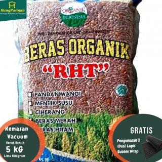 Beras Merah Organik Premium RHT 5kg