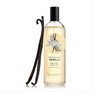 Vanilla Body Mist 100 ML