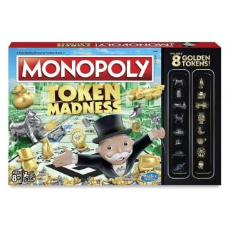 Hasbro Monopoly Token Madness Game - C0087