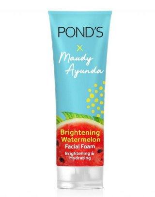 Pond's x Maudy Ayunda Brightening Watermelon Facial Foam