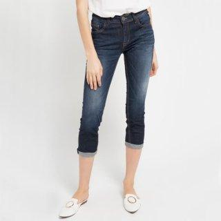 Miyoshi Josei 7/8 Skinny Jeans Medium Indigo