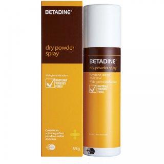 Betadine Dry Powder Spray