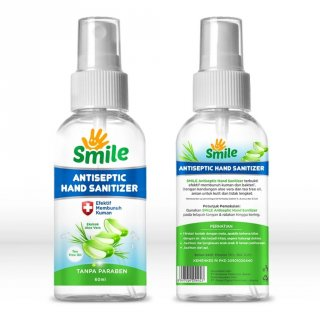 SMILE Antiseptic Liquid Hand Sanitizer
