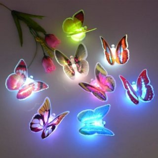 Butterfly Lamp LED