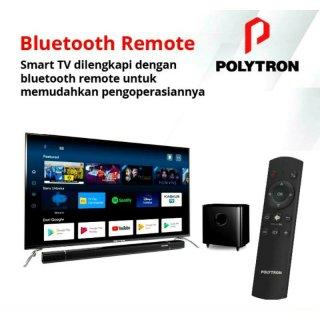POLYTRON SMART ANDROID TV 50 INCH PLD 50BUA8859