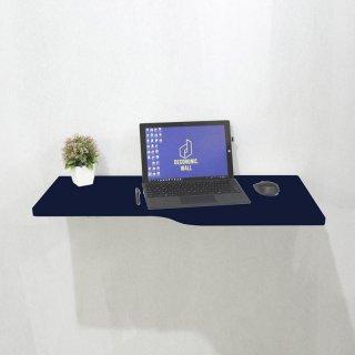 Wall Decorc Floating Desk Steffy Minimalis Meja Dinding