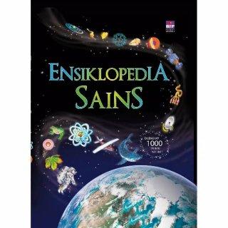 Buku Ensiklopedia Sains by Usborne
