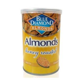 Blue Diamond Almond Roasted Honey