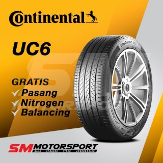 Continental Ultra Contact UC6 215/55 R17 17 94V