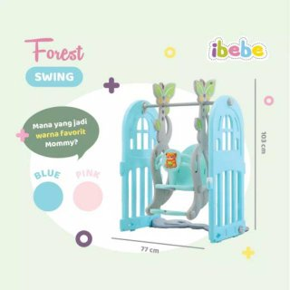 ibebe Forest Swing / Mainan Ayunan Anak