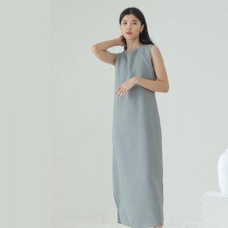 Kano Sage Eden Sleeveless Maxi Dress