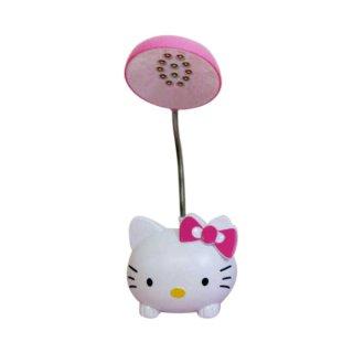 Lullaby Lampu Belajar / Lampu Emergency Karakter Hello Kitty