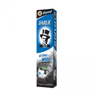 Darlie All Shiny White Charcoal Clean Toothpaste