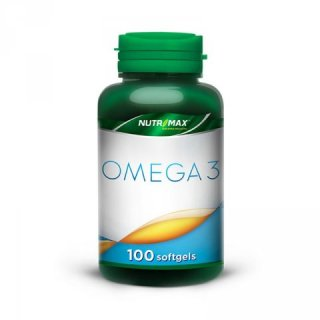 Nutrimax Omega 3 With Natural Vitamin E