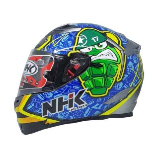 NHK Full Face RX9 Karel Abraham Yellow