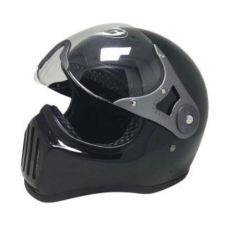 Helm Full Face HBC Cakil Pilot Visor