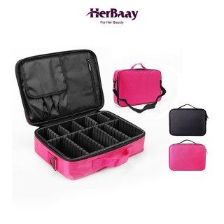 Herbaay Tas Makeup / Makeupartist Bag MUA Beauty Case