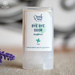 Peek Me Bye Bye Odor