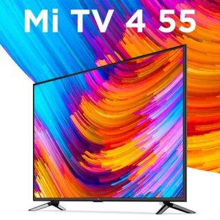 Xiaomi Mi TV 4 4K UHD Smart Android TV
