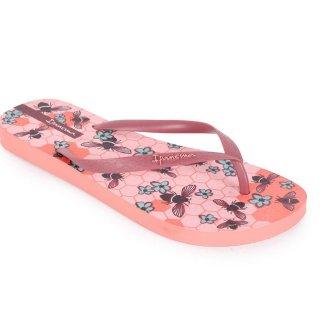 Ipanema Ladies Flip Flop & Sandal Wanita - Jardins Ii Fem Pink