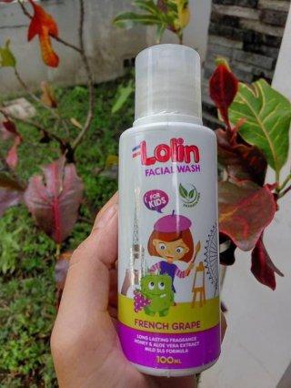 Lolin Kids Care Shampoo