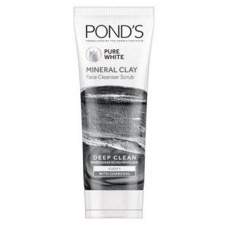 Ponds Pure White Pure White Clay Foam