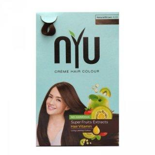 NYU - Natural Brown